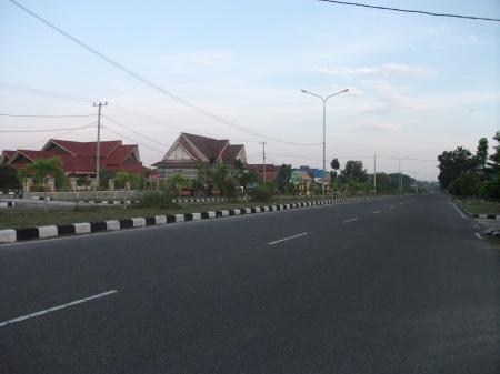 """""""Jl. Pulau Bangka komplek pemerintahan Air Itam"""""""