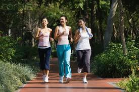 Ilustrasi jogging from geogle
